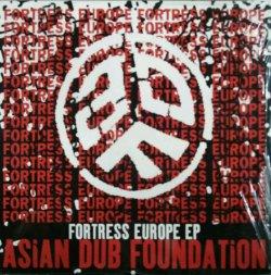 画像1: $$ Asian Dub Foundation / Fortress Europe EP YYY194-2921-6-7