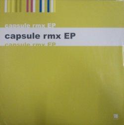 画像1: Capsule / Capsule Rmx EP 残少
