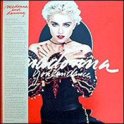 画像1: $ Madonna / You Can Dance (1-25535) YYY245-2782-3-3