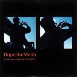 画像1: $$ Depeche Mode / World In My Eyes / Happiest Girl (L12 Bong 20 ) YYY266-3075-2-3