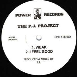画像1: $$ The P.J. Project / Weak (PWR 6601) YYY284-3363-5-10