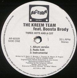 画像1: $$ The Kreem Team / Three Hots & A Cot (AR-82329) YYY284-3364-5-19
