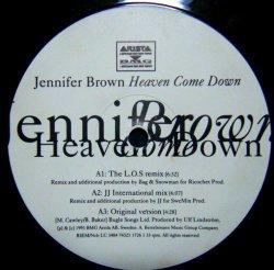 画像1: $$ Jennifer Brown / Heaven Come Down (74321 17626 1) YYY290-3458-4-4