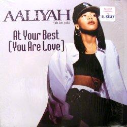 画像1: $$ Aaliyah / At Your Best (You Are Love) 01241-42236-1 YYY294-3538-6-6