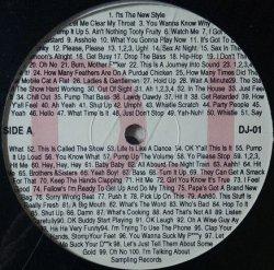 画像1: $ 200 Of The Most Sought After Samples & Scratches On One Record (DJ-01) 未 YYY10-163-3-11