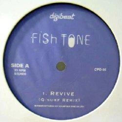 画像1: FISH TONE / REVIVE (Q-SURF REMIX) CPO-05 未 YYY173-2354-5-10
