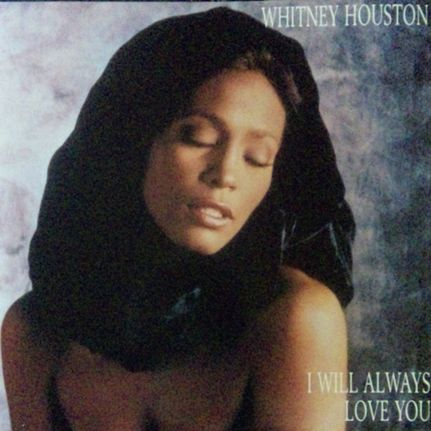 Whitney Houston / I Will Always Love You 未 残少 - レコード ...