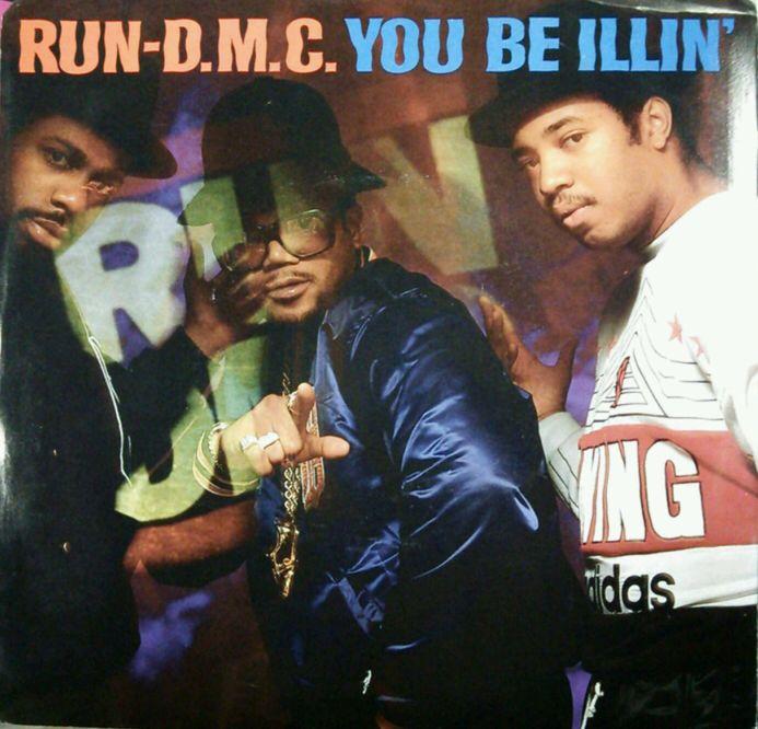 Run-DMC Run-D.M.C. Ghostbusters - Pause