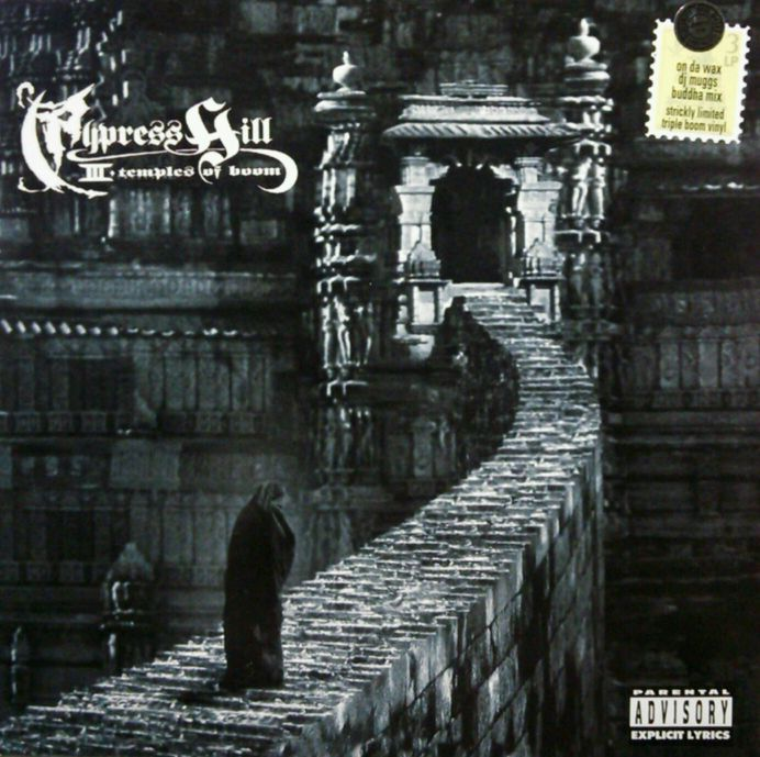 Cypress Hill Iii Temples Of Boom 3lp 478127 0