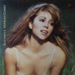 """画像1: $ Mariah Carey / Butterfly (665095 6) 12"""" ジャケット傷み Y23"""