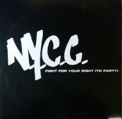画像1:  N.Y.C.C. / Fight For Your Right 未