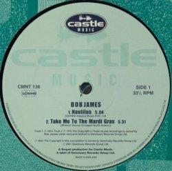 画像1: $ Bob James / Nautilus / Take Me To The Mardi Gras (CMNT 136) YYY259-2974-3-3