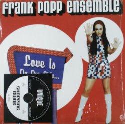画像1: The Frank Popp Ensemble / Love Is On Our Side ラスト 未