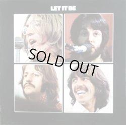画像1: The Beatles / Let It Be (LP, Album, Reissue) 完売 D4194