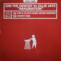 画像1: Jon The Dentist Vs Ollie Jaye / Imagination YYY43-974-2-7