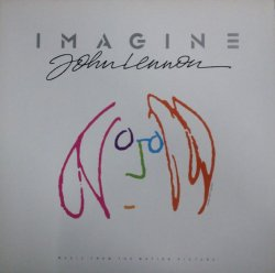 画像1: John Lennon / Imagine: John Lennon, Music From The Motion Picture (2LP) PCSP 722 最終 YYY0-389-2-2