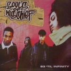 画像1: %% Souls Of Mischief / 93 'Til Infinity (01241-42158-1) UK) YYY161-2286-3-3