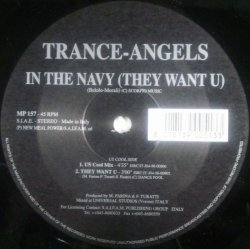 画像1: $$ Trance-Angels / In The Navy (They Want U) (MP 157) YYY207-3076-2-2