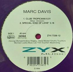 画像1: %% MARC DAVIS / SPECIAL KIND OF LOVE (ZYX 7336-12) YYY219-2391-1-1