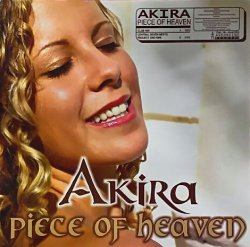 画像1: %% Akira / Piece Of Heaven (And 023) YYY220-2350-8-8