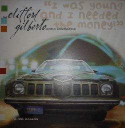 画像1: $$ The Clifford Gilberto Rhythm Combination / I Was Young And I Needed The Money (ZEN 37) YYY236-2594-1-1