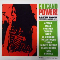 画像1: $$ Various / Chicano Power! 2LP (SJR LP 039) YYY236-2595-2-2