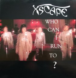 画像1: $$ Xscape / Who Can I Run To? (Mr. Dupri's Extended Mix) 662811 6 YYY241-2720-5-7