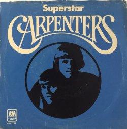 画像1: $$ Carpenters / Superstar (1289-S) YYS114-3-13