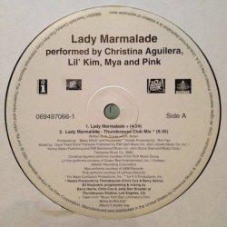 画像1: $$ Christina Aguilera, Lil' Kim, Mya and P!NK / Lady Marmalade (069497066-1) YYY254-2932-1-1