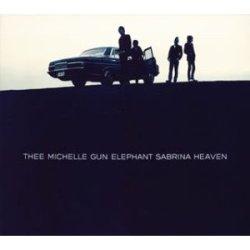画像1: $$ Thee Michelle Gun Elephant / Sabrina Heaven (UPJH-1034/35) YYY0-530-1-1