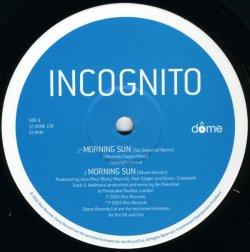 画像1: $ Incognito / Morning Sun (12DOME 178) YYY258-2946-5-10