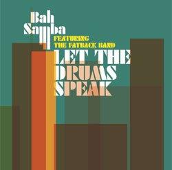 画像1: $$ Bah Samba Featuring The Fatback Band / Let The Drums Speak (12BK04) YYY0-543-9-9