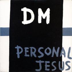 画像1: $ Depeche Mode./ Personal Jesus (L12 BONG 17) 注意 YYY266-3074-1-2