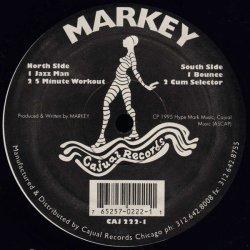 画像1: $$ Markey / Jazz Man (CAJ 222-1) YYY272-3182-5-5