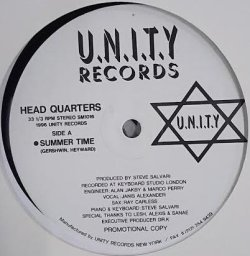 画像1: $$ Head Quarters / Summer Time / Groovin' (SM1016) YYY283-3355-10-30