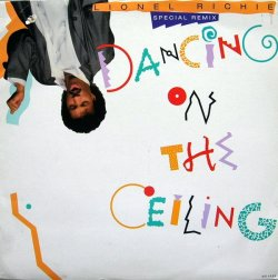 画像1: $$ Lionel Richie / Dancing On The Ceiling (MS-4564) YYY288-3427-5-15