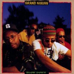 画像1: $$ Brand Nubian / Slow Down (7559-66568-0) YYY299-3613-4-4