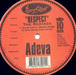 画像1: $ Adeva / Respect - The Remixes (EZS-7591) YYY302-3790-3-3 後程店長確認