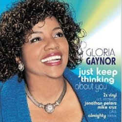画像1: $ Gloria Gaynor / Just Keep Thinking About You (74321 81359 1) YYY305-3836-4-5