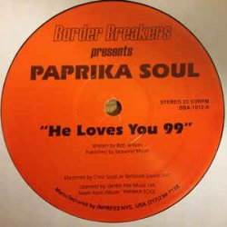 "画像1: $$ Paprika Soul / ""He Loves You 99"" (BBA-1012) YYY308-3901-5-5"