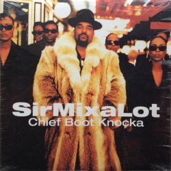 画像1: $$ Sir Mix-A-Lot / Chief Boot Knocka (9 45540-1) YYY314-3989-4-4