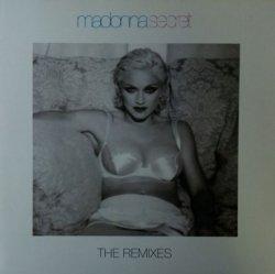 画像1: $ Madonna / Secret (The Remixes) 9362-41850-0 YYY198-2971-3-4+ 後程済
