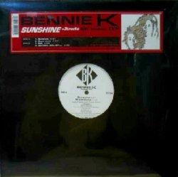 画像1: %% BENNIE K / SUNSHINE +3tracks (BNK-0001) YYY321-4068-5-15 YN 後程済