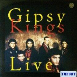 画像1: Gipsy Kings / Live (LP) YYY19-364-3-3