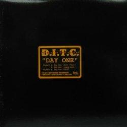 画像1: $ D.I.T.C. / DAY ONE (NLAD-022)  レコード YYY124-1888-16-17