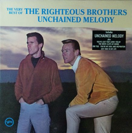 The Righteous Brothers The Very Best Of Unchained